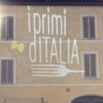 """""""E' meraviglioso !"""" Vari villaggi del gusto a """"I primi d'Italia""""."""
