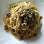 Un giro in vongola: una rete di spaghetti per scoprire le profondità del surgelato.