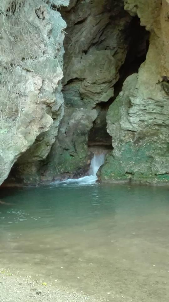 cascate del Menotre.