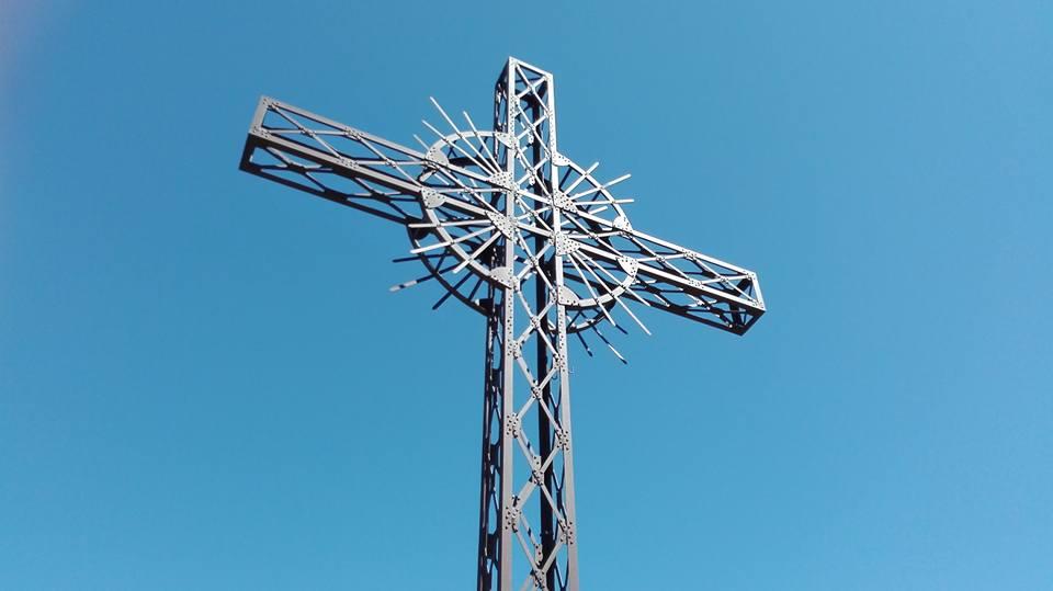 croce del monte di Pale
